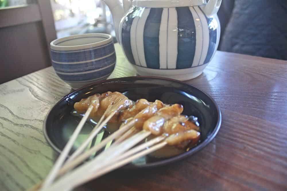Kyoto: 100+ Years of Food History