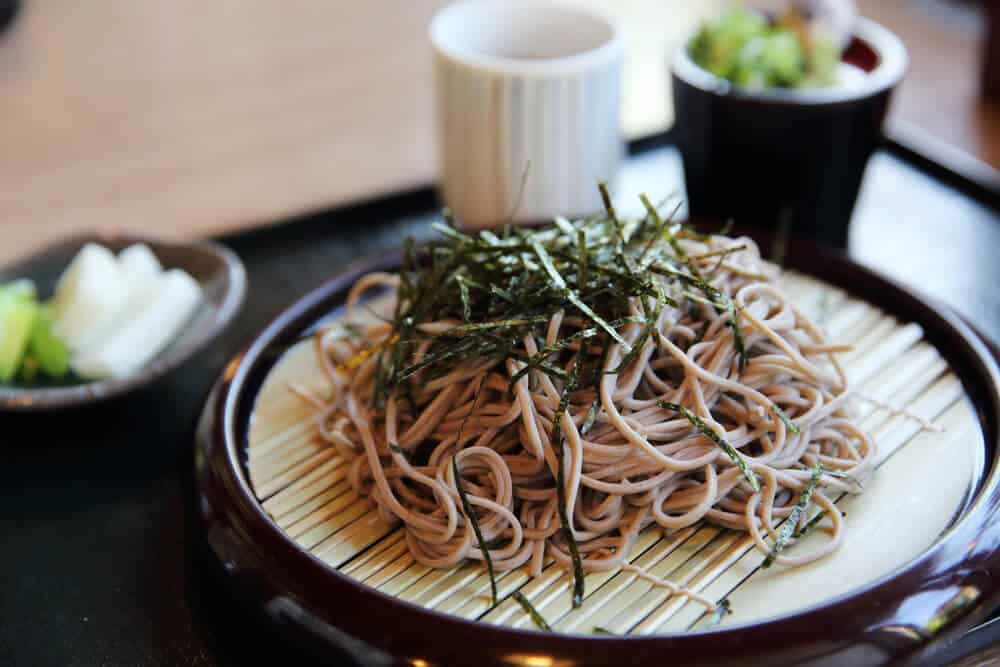 7 Types of Must Try Japanese Noodles