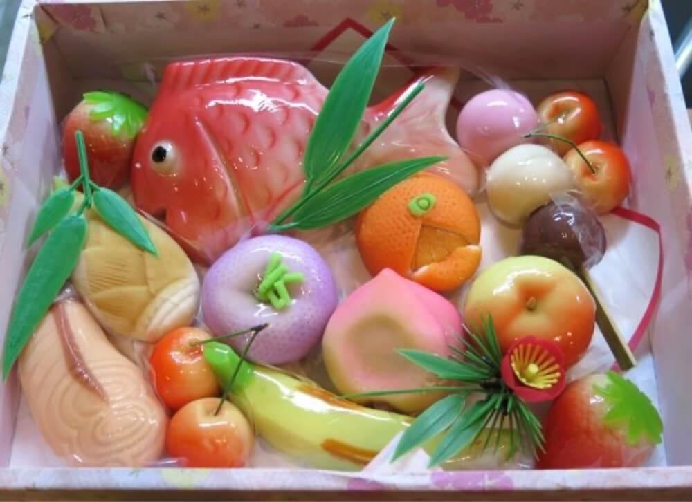 Popular Japanese Winter Sweets