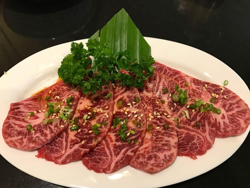 Yakiniku: Japanese BBQ