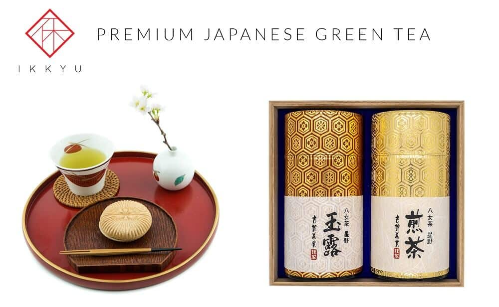 Interview with Joelle of IKKYU, Premium Japanese Green Tea