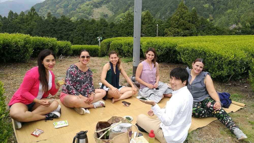 Interview with Akito-san, founder of Tea Cup Trip