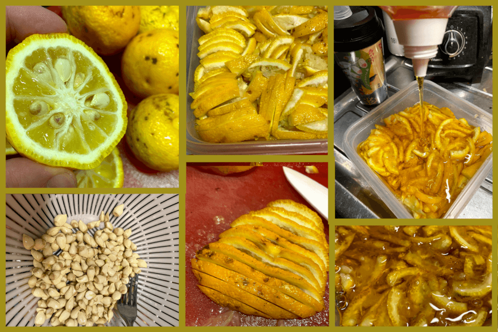 Yuzu cha, a Great Recipe to Beat the Cold Winter