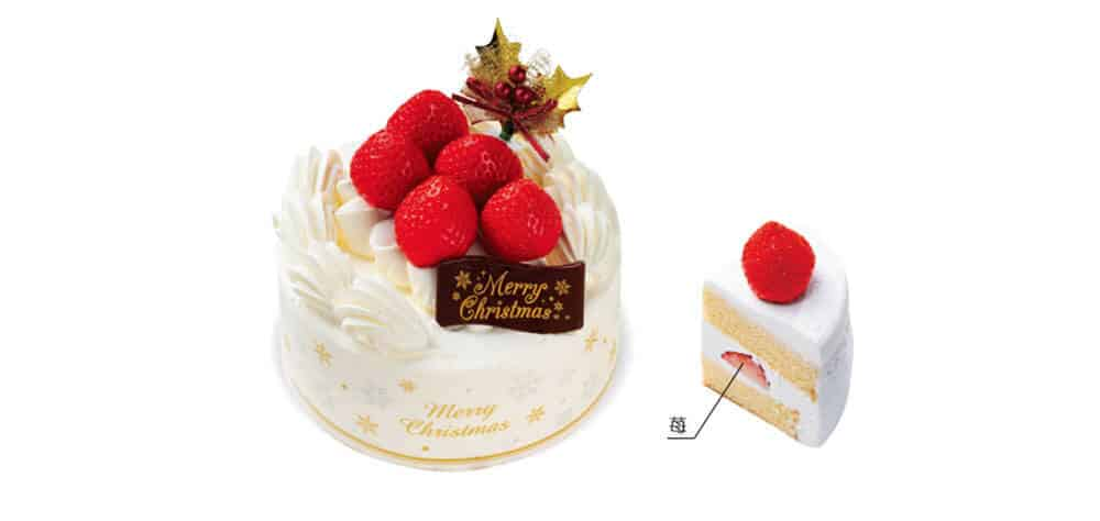 The Strawberry On Top - The Rise of Japan's Famous Christmas Cake