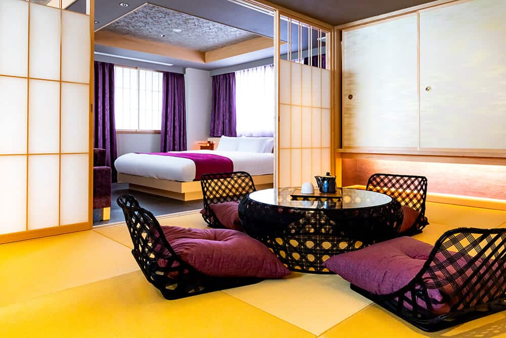 MACHIYA INNS & HOTELS, Living in Tradition