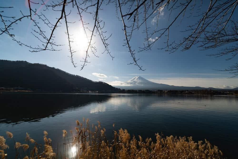 Japan's Famous Landmark: Mt. Fuji