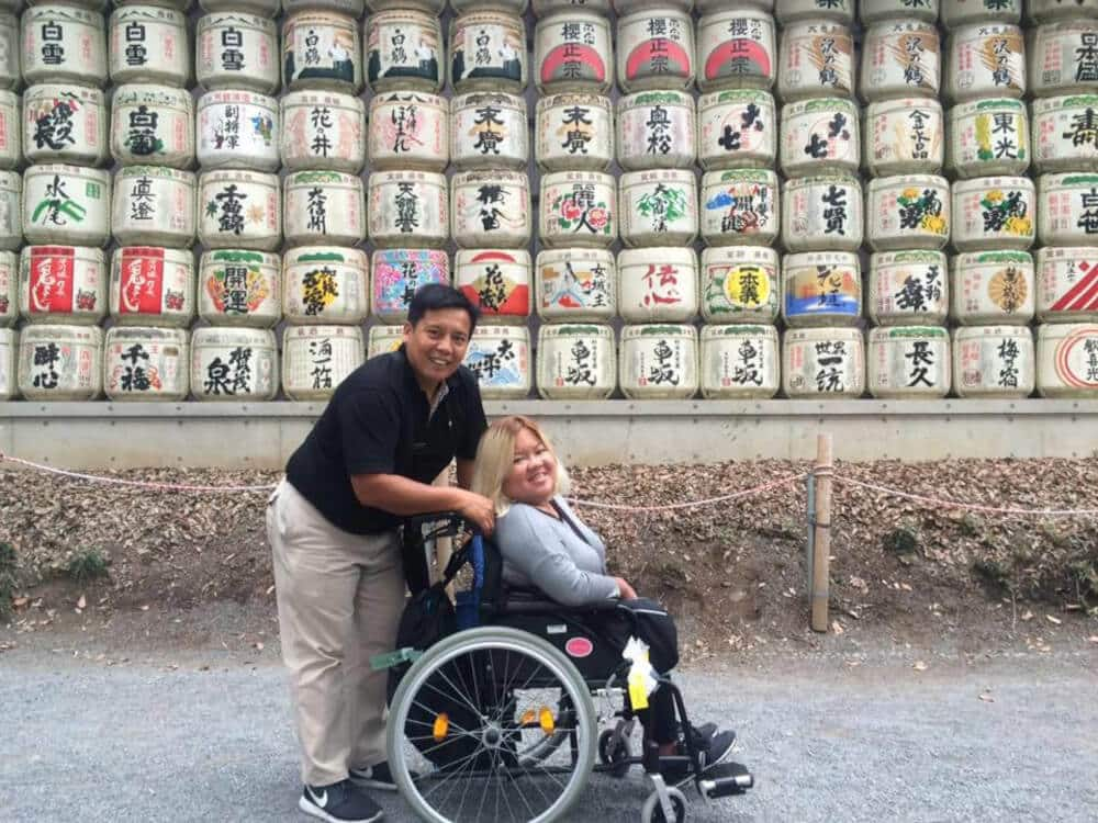 Interview with WANDERING WHEELS - How online travel can benefit anyone with accessibility challenges